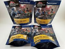 MOUNTAIN HOUSE 4-PACK Freeze Dried BREAKFAST Food Emergency Survivor Meals