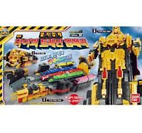 Bandai Power Rangers Ressha Sentai Toqger DX Hyper Train Tei-Oh Union Series
