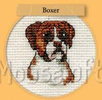 Mouseloft Mini Cross Stitch Kits - Dogs - Paw Prints Collection BUY 3 - 15% OFF