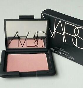 Nars Blush Oasis 4028 Full size 0.16oz/4.5g New With Box ~ rare ~ sticky case