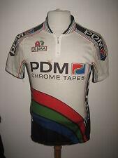 PDM Concorde Holland jersey shirt cycling wielrennen radsport trikot size L