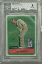 Jack Nicklaus 1982 Donruss Golf #16 BGS 8 9 8.5 X 2  NEAR MINT Vintage