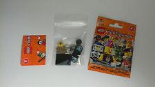 Lego Minifigures 8804 Serie 4 Nr. 9 Skater, mit Beipackzettel+OVP (2011)