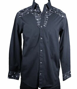 Rock Roll n Soul Rock Western Stage Shirt Rollin in the West Skulls