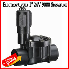 "Electrovalvula riego automatic jardin Signature Nelson 1"" 24V 9000 PVC electrica"