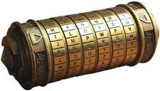 Da Vinci Code Mini Cryptex Valentine'S Day Interesting Creative Romantic Birthda