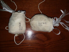 "2 ea. Military Surplus 36"" Signal Flare Parachute NEW Original"