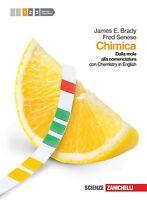 Chimica 1 Brady/Senese, LUCISANO-ZANICHELLI cod.9788808201638