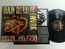 DAN REED NETWORK Slam USA LP VINYL 1989