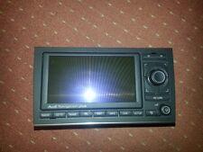 Audi A4 S4 RS4 B7 8E Navi RNS-E Navigation Display 8E0035192K Q T KX QX TX MMI