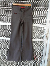 woman grey stretch pant for school work uniform size 4,6,8,10,12,14,16,18,20