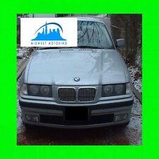 1992-1999 BMW E36 3 SERIES CHROME GRILLE TRIM 92 93 94 95 96 97 98 99