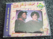 THE WEATHER GIRLS-It 's raining on MAXI CD-UK