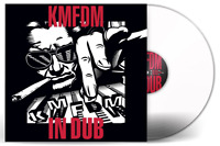 KMFDM - In Dub Exclusive Limited Edition Transparent Colored 2x Vinyl LP