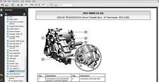 BMW X5 (E53) 2000 - 2006 Factory service repair manual