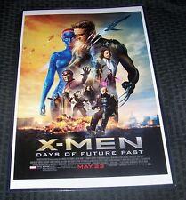 X-Men Days of Future Past 11X17 Movie Poster James McAvoy Jennifer Lawrence