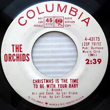 ORCHIDS promo 45 Christmas is the time to be with your baby It doesn't matter wE