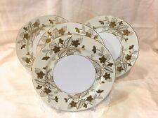 "4 Craftsman 10 1/4"" Dinner Plates-""Anniversary"" #178"