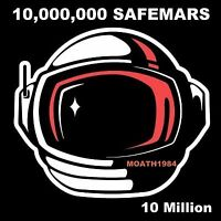 10,000,000 SAFEMARS coin Crypto Currency 10 Million SAFE MARS mining FAST