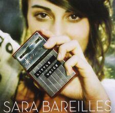 SARA BAREILLES LITTLE VOICE CD POP 2008 NEW