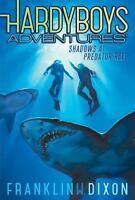 Shadows at Predator Reef (Hardy Boys Adventures) by Dixon, Franklin W.