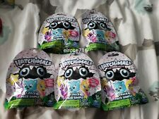 Lot Of 5 Hatchimals Colleggtibles Blind Bags~Season 1~For Ages 5+~New In Package