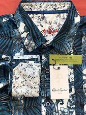 Robert Graham THURSTON/Multicolored Classic Fit L/S Shirt - Men's (L) Large, NWT