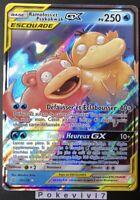 Carte Pokemon RAMOLOSS ET PSYKOKWAK 35/236 GX Escouade SL11 FR NEUF