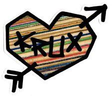 Krux Trucks Skateboard Sticker skate snow surf board bmx skateboarding sk8 new