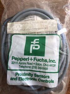Pepperl + Fuchs NJ10-30GM-E  Sensor New!
