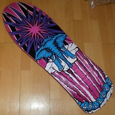 PrimeWood Mike Vallely 'World Industries' Elephant On The Edge Skateboard Deck P