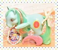 ❤️My Little Pony MLP G1 Vtg Magic Message Mirror Mirror Original Comb 1987❤️