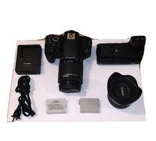 Canon EOS Rebel T5i BUNDLE (18-55 IS STM,  50mm 1.8 STM, Vivitar Battery Grip)