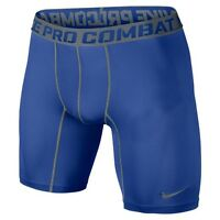 Nike Pro Core Compression 2.0 Shorts II NEW men blue grey 519977-494