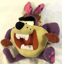 LOT # 951 Easter TASMANIAN DEVIL PLUSH toy from WARNER BROTHERS/LOONEY TUNES 9in