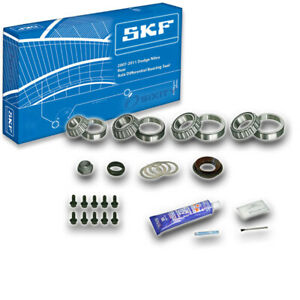 SKF Rear Axle Differential Bearing and Seal Kit for 2007-2011 Dodge Nitro td