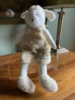 Comforter Lamb Moulin Roty - Collection : Le grande Familliar  Albert Sheep HH3