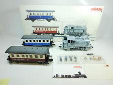 BQ268-9# Märklin Spur 1/AC 5510 Nostalgie-Express: Dampflok 80 030 DRG etc, OVP