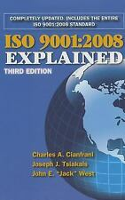 ISO 9001 : 2008 Explained by Jack West, Charles A. Cianfrani and Joseph J....