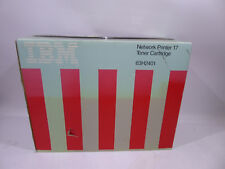 orig. IBM 63H2401 für IBM Network Printer 17 IBM 4317 BLACK # I410-A2