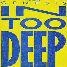 GENESIS In Too Deep / Do The Neurotic 45