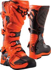 Fox Youth Comp 5 Boots Orange 2019 Size 5 Motocross ATV Offroad - 16449-009-5
