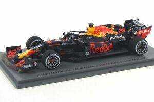 1/43 Spark Aston Martin Red Bull RB16 N°33 Test Barcelona Shipping Home
