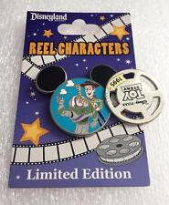 Disney's Pixar Toy Story Reel Characters Woody Buzz Disney Le 1000 Pin