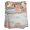 Tutu Baby Shower Invitations Girl Party Supplies Princess Theme Pink Qty 30