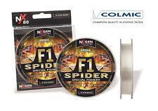 Nylon Colmic F1 Spider 0.168mm 4.050kg 100m