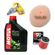 Motul oil, NGK spark plug & Twin Air filter service kit Yamaha YZ250F 2003-2013