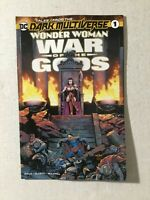 Tales From The Dark Multiverse Wonder Woman War Of The Gods #1 DC 2020