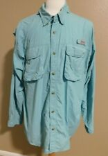 Mens Bimini Bay Outfitters Long Sleeve Shirt Size XXL
