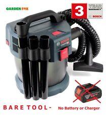 new BARE TOOL Bosch GAS 18V-10L - PRO Cordless VACUUM 06019C6300 3165140895897
